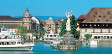Konstanz – Konzilstadt am Bodensee