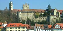 Burg Meersburg – Wahrzeichen des Bodensees